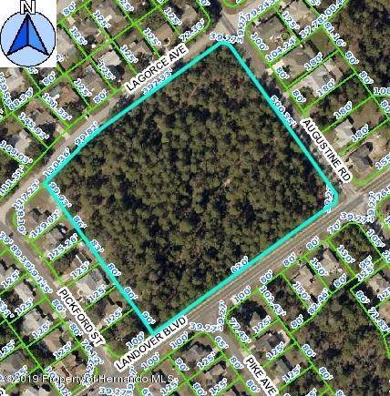0 Landover Boulevard, Spring Hill, FL 34609 (MLS #2205280) :: The Hardy Team - RE/MAX Marketing Specialists