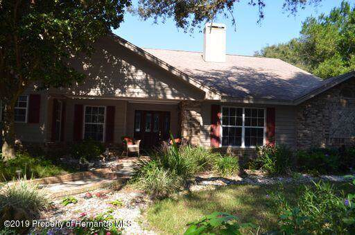 4667 Lake In The Woods Drive, Spring Hill, FL 34607 (MLS #2205540) :: The Hardy Team - RE/MAX Marketing Specialists