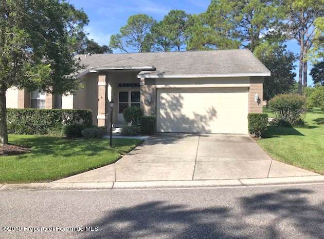 2367 Hidden Trail Drive, Spring Hill, FL 34606 (MLS #2205914) :: The Hardy Team - RE/MAX Marketing Specialists