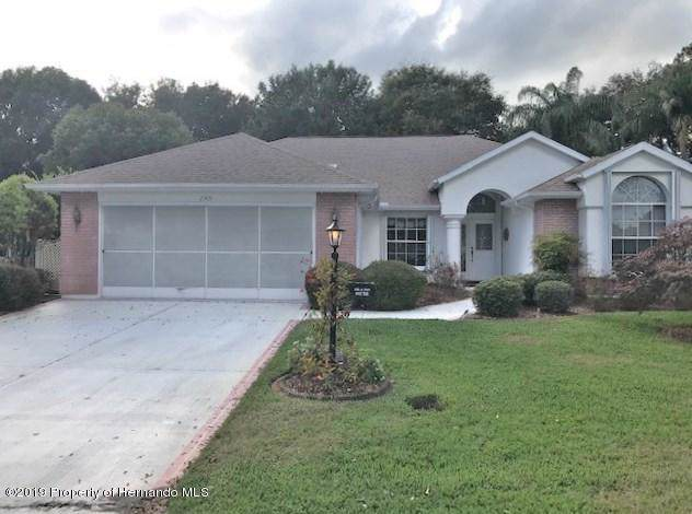 2309 Terrace View Lane, Spring Hill, FL 34606 (MLS #2205920) :: 54 Realty
