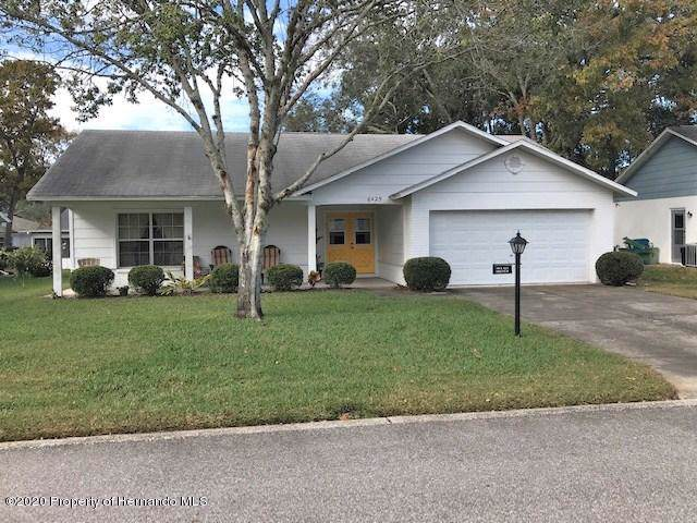 6425 Plantation Road, Spring Hill, FL 34606 (MLS #2206287) :: The Hardy Team - RE/MAX Marketing Specialists