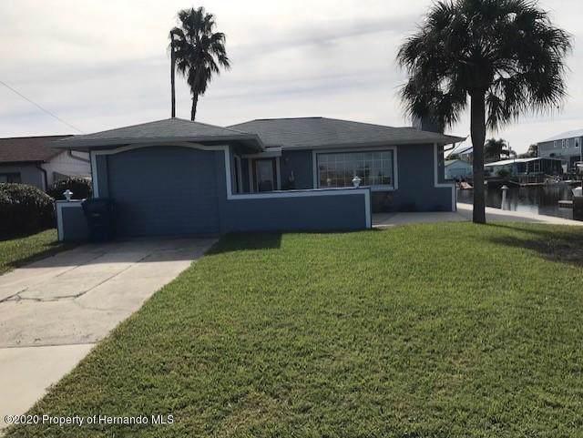 3492 Eagle Nest Drive, Hernando Beach, FL 34607 (MLS #2206699) :: The Hardy Team - RE/MAX Marketing Specialists