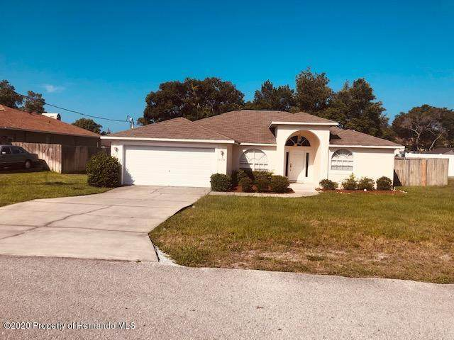 9374 Swiss Road, Spring Hill, FL 34606 (MLS #2209558) :: Premier Home Experts