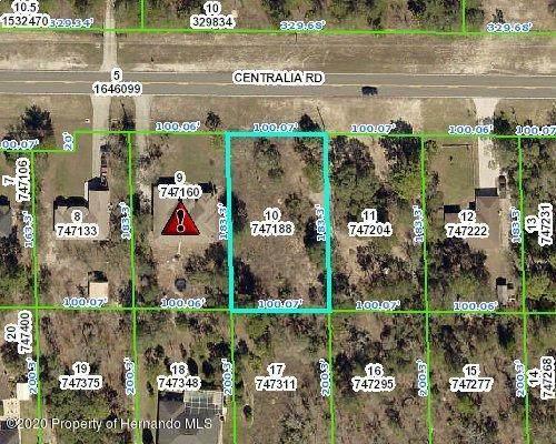 0 Centralia, Weeki Wachee, FL 34614 (MLS #2213208) :: Premier Home Experts