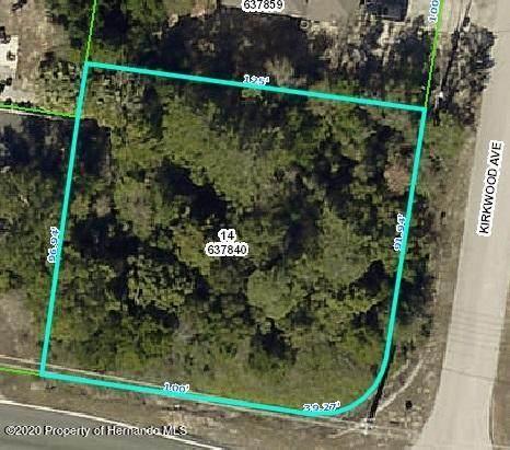 4951 Kirkwood Avenue, Spring Hill, FL 34608 (MLS #2213790) :: Premier Home Experts
