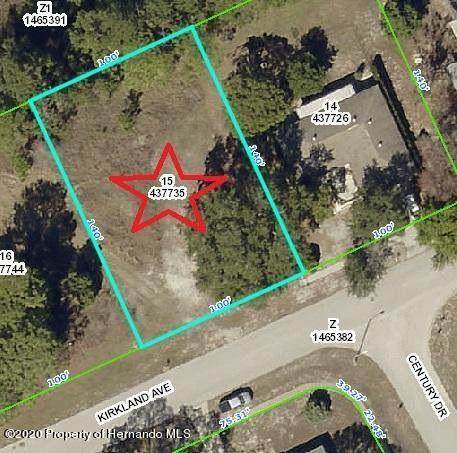 5001 Kirkland Avenue, Spring Hill, FL 34606 (MLS #2213791) :: Premier Home Experts