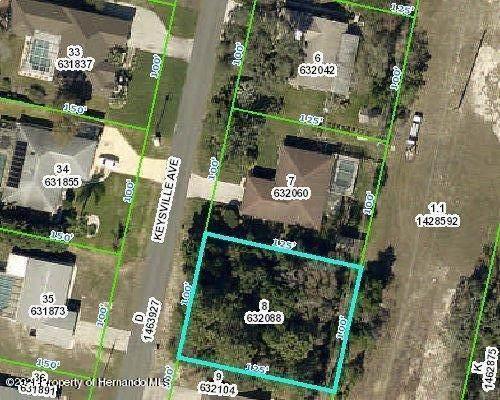 00 Keysville, Spring Hill, FL 34608 (MLS #2213920) :: Premier Home Experts