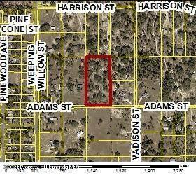0 Adams, Brooksville, FL 34613 (MLS #2214071) :: Premier Home Experts