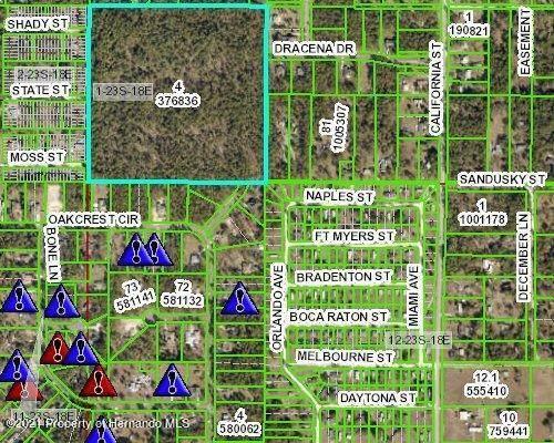 0000 Dracena Drive, Spring Hill, FL 34604 (MLS #2214976) :: Premier Home Experts