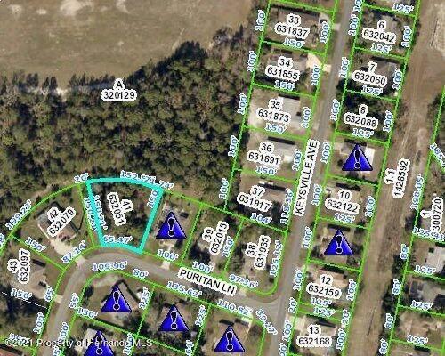 0 Puritan Boulevard, Spring Hill, FL 34608 (MLS #2216218) :: Premier Home Experts