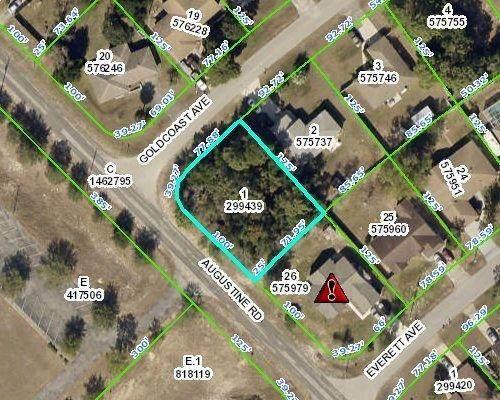 0 Augustine Road, Spring Hill, FL 34609 (MLS #2216232) :: Premier Home Experts
