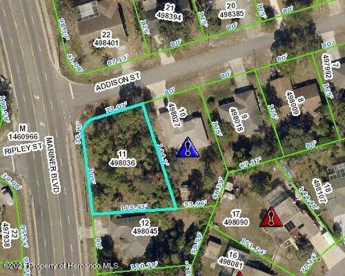 0 Addison Street, Spring Hill, FL 34609 (MLS #2216313) :: Premier Home Experts