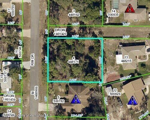 0 Rim Drive, Spring Hill, FL 34609 (MLS #2216330) :: Premier Home Experts