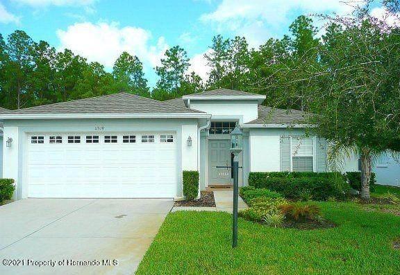 11519 Heritage Point Drive, Hudson, FL 34667 (MLS #2216555) :: Premier Home Experts