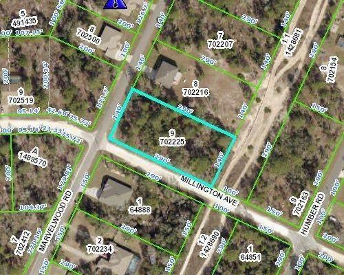 0 Marvelwood Road, Weeki Wachee, FL 34614 (MLS #2216560) :: Premier Home Experts