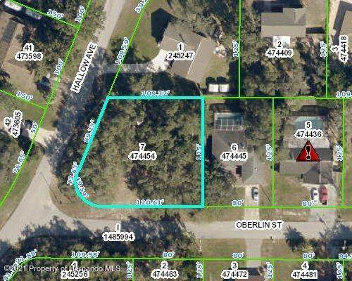 0 Oberlin Street, Spring Hill, FL 34606 (MLS #2216599) :: Premier Home Experts