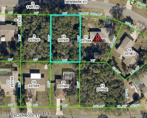 0 Newmark Street, Spring Hill, FL 34606 (MLS #2218548) :: Premier Home Experts