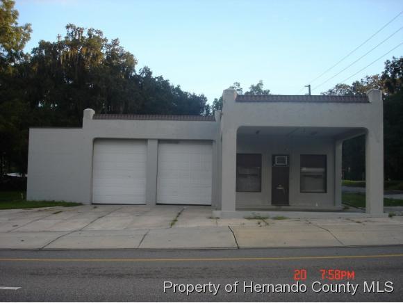 202 Broad Street, Brooksville, FL 34601 (MLS #2174018) :: The Hardy Team - RE/MAX Marketing Specialists