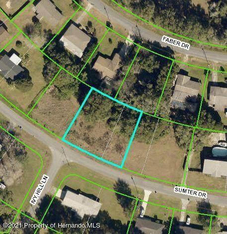 0 Sumter Drive, Brooksville, FL 34602 (MLS #2216233) :: Premier Home Experts