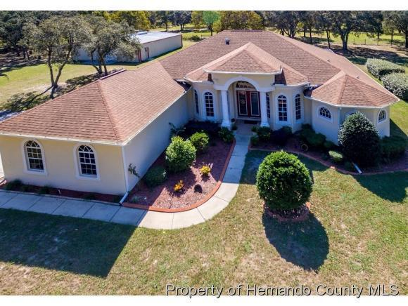 9464 Orchard Way, Spring Hill, FL 34608 (MLS #2174728) :: The Hardy Team - RE/MAX Marketing Specialists