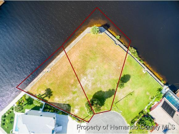 LOT 8 6th Isle Drive, Hernando Beach, FL 34607 (MLS #2155307) :: The Hardy Team - RE/MAX Marketing Specialists