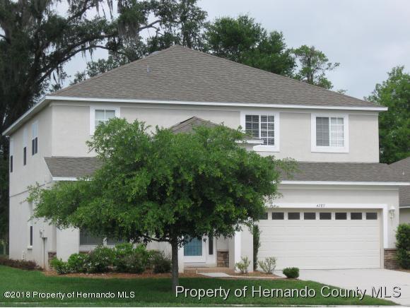 4287 Caskie Place, Brooksville, FL 34604 (MLS #2193034) :: The Hardy Team - RE/MAX Marketing Specialists