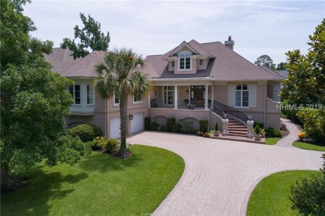 10 Castlebridge Court, Hilton Head Island, SC 29928 (MLS #384989) :: RE/MAX Coastal Realty