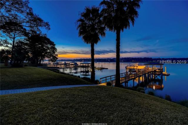 16 Widewater Rd, Hilton Head Island, SC 29926 (MLS #388923) :: Schembra Real Estate Group