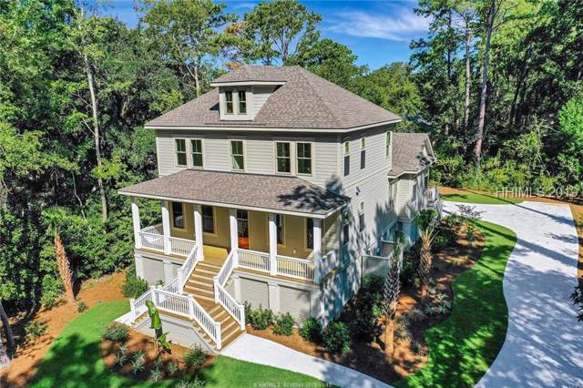 6 Salt Wind Way, Hilton Head Island, SC 29926 (MLS #388125) :: The Coastal Living Team
