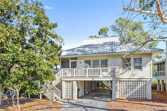 8 Beachside Drive, Hilton Head Island, SC 29928 (MLS #355774) :: RE/MAX Coastal Realty