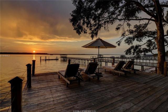 54 Brams Point Road, Hilton Head Island, SC 29926 (MLS #365436) :: RE/MAX Island Realty