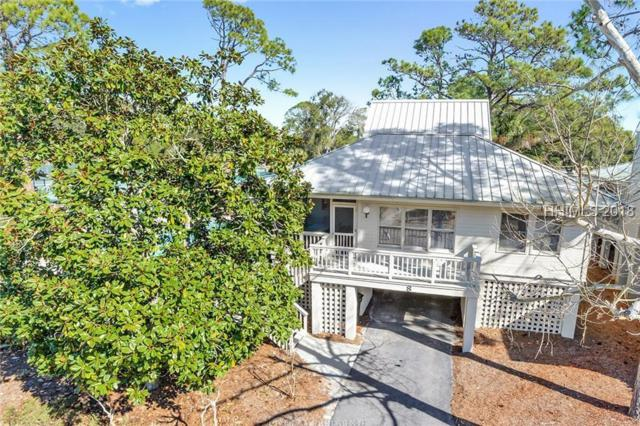 8 Beachside Drive, Hilton Head Island, SC 29928 (MLS #355774) :: RE/MAX Island Realty