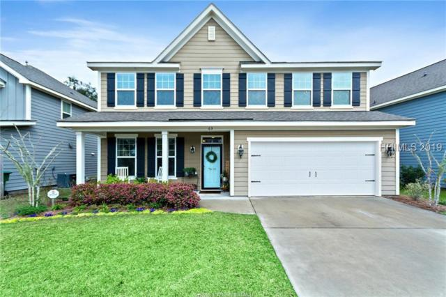 63 Shell Hall Way, Bluffton, SC 29910 (MLS #388142) :: The Alliance Group Realty