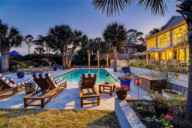 26 Sandhill Crane Road, Hilton Head Island, SC 29928 (MLS #392267) :: Southern Lifestyle Properties