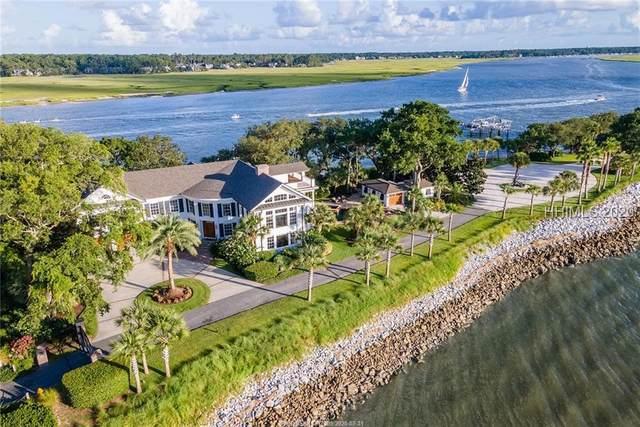 82 Brams Point Rd, Hilton Head Island, SC 29926 (MLS #387374) :: The Alliance Group Realty