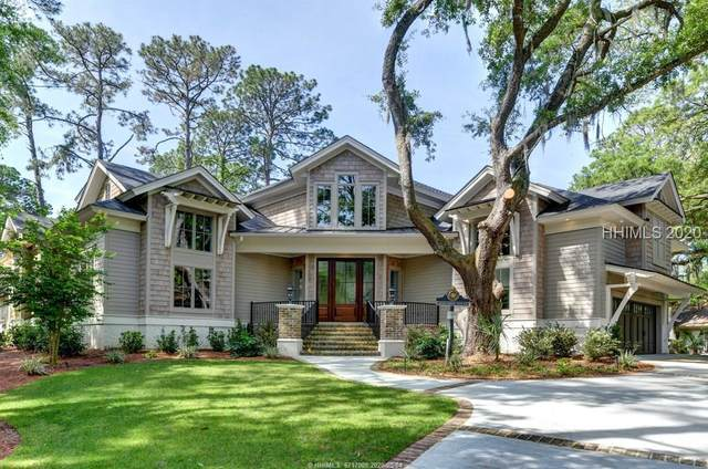 8 Bald Eagle Road, Hilton Head Island, SC 29928 (MLS #387901) :: Coastal Realty Group