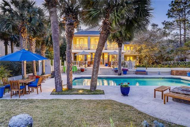 26 Sandhill Crane Road, Hilton Head Island, SC 29928 (MLS #392267) :: The Coastal Living Team