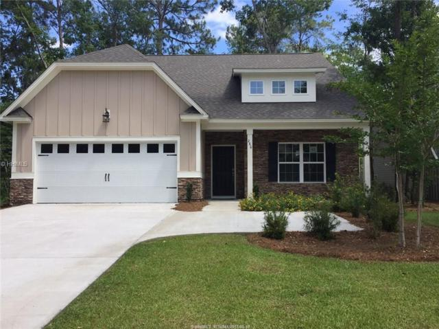 286 Club Gate Drive, Bluffton, SC 29910 (MLS #350438) :: Collins Group Realty