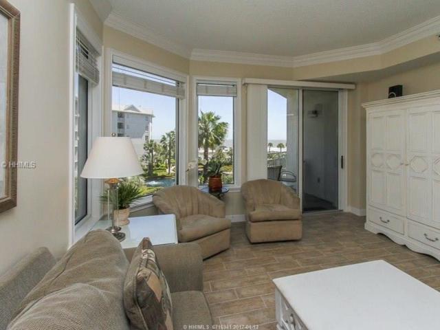 10 N Forest Beach Drive #1302, Hilton Head Island, SC 29928 (MLS #357045) :: Collins Group Realty