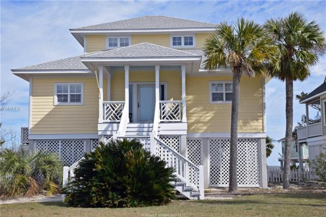 72 N Harbor Drive, Saint Helena Island, SC 29920 (MLS #357812) :: The Alliance Group Realty