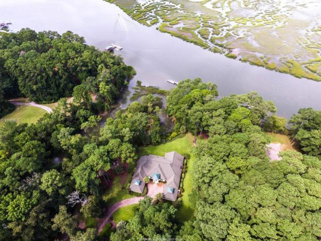 163 Gascoigne Bluff Road, Bluffton, SC 29910 (MLS #359746) :: Collins Group Realty