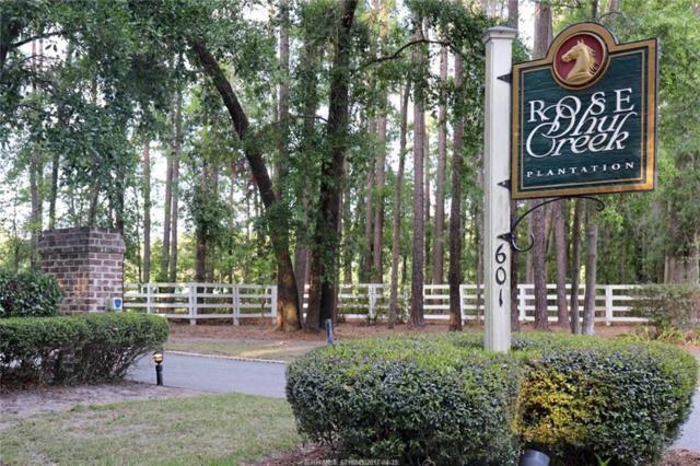 75 Rose Dhu Creek Plantation Drive, Bluffton, SC 29910 (MLS #361764) :: Collins Group Realty