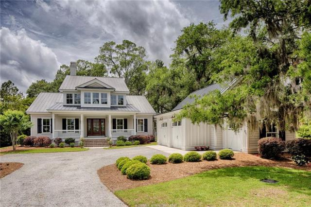 23 Carrier Bluff, Bluffton, SC 29909 (MLS #361960) :: Collins Group Realty