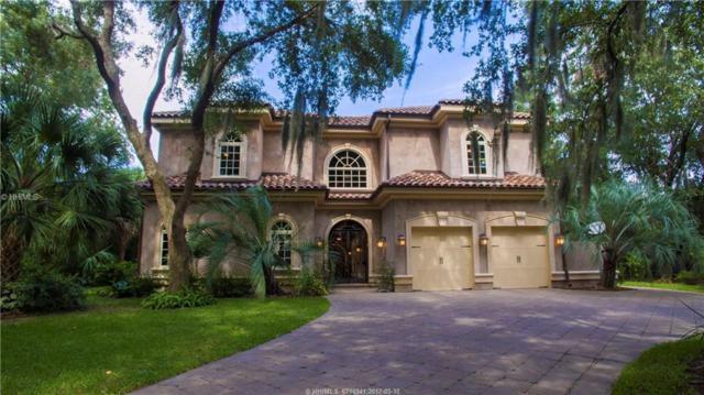 3 Heyward Place, Hilton Head Island, SC 29928 (MLS #362124) :: Beth Drake REALTOR®