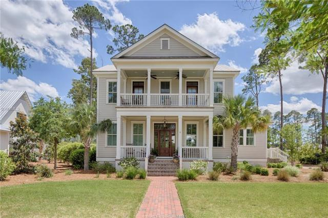 9 Hunting Lodge Road, Bluffton, SC 29910 (MLS #362177) :: Collins Group Realty