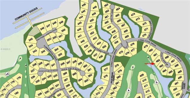 4 Blake Place, Hilton Head Island, SC 29928 (MLS #362299) :: Collins Group Realty
