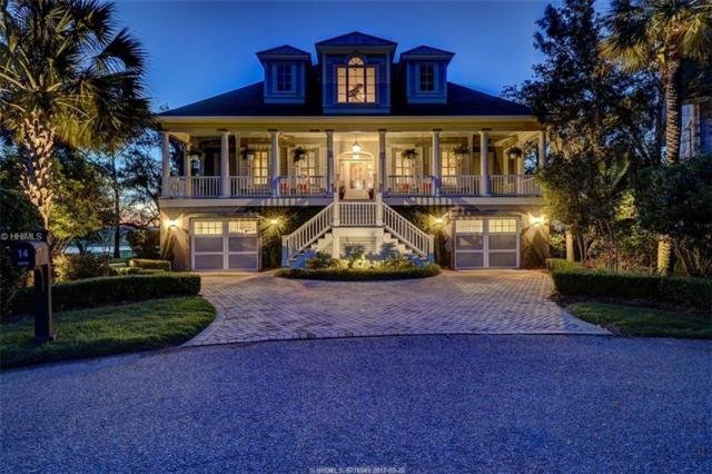 14 Lady Slipper Island Ct, Bluffton, SC 29910 (MLS #363338) :: Collins Group Realty