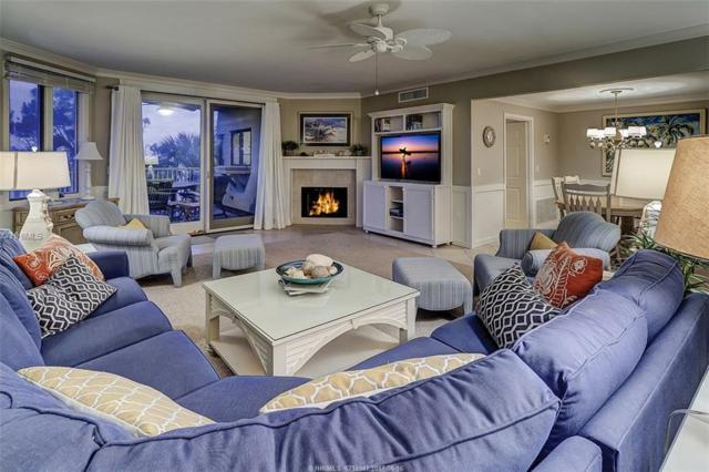 1 Beach Lagoon Road #2003, Hilton Head Island, SC 29928 (MLS #365040) :: RE/MAX Coastal Realty