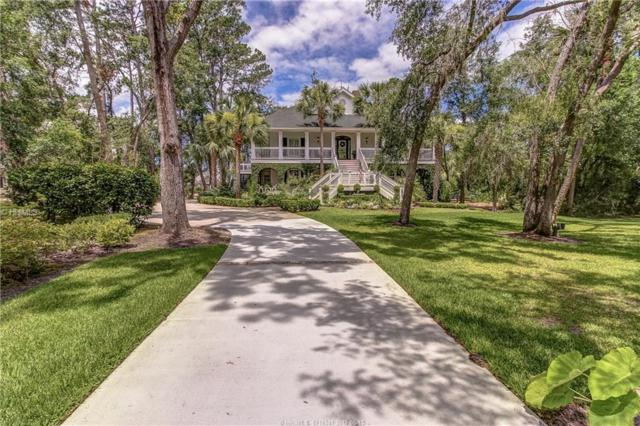 45 Millwright Drive, Hilton Head Island, SC 29926 (MLS #365044) :: Collins Group Realty