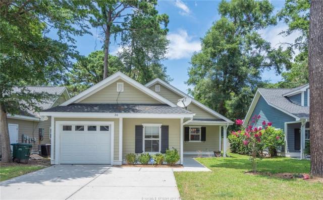36 Carolina Village Circle, Beaufort, SC 29906 (MLS #365045) :: RE/MAX Coastal Realty